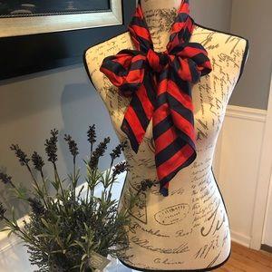 Ralph Lauren stripped scarf